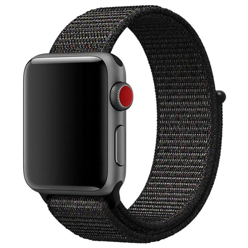 Bracelet Apple Watch Series 5/4/3/2/1 Nylon , 40mm, 38mm