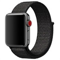 Bracelet Apple Watch Series 5/4/3/2/1 Nylon - 44mm, 42mm - Noir