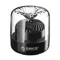 Mini Enceinte Bluetooth Orico BS6 - Transparent / Noir