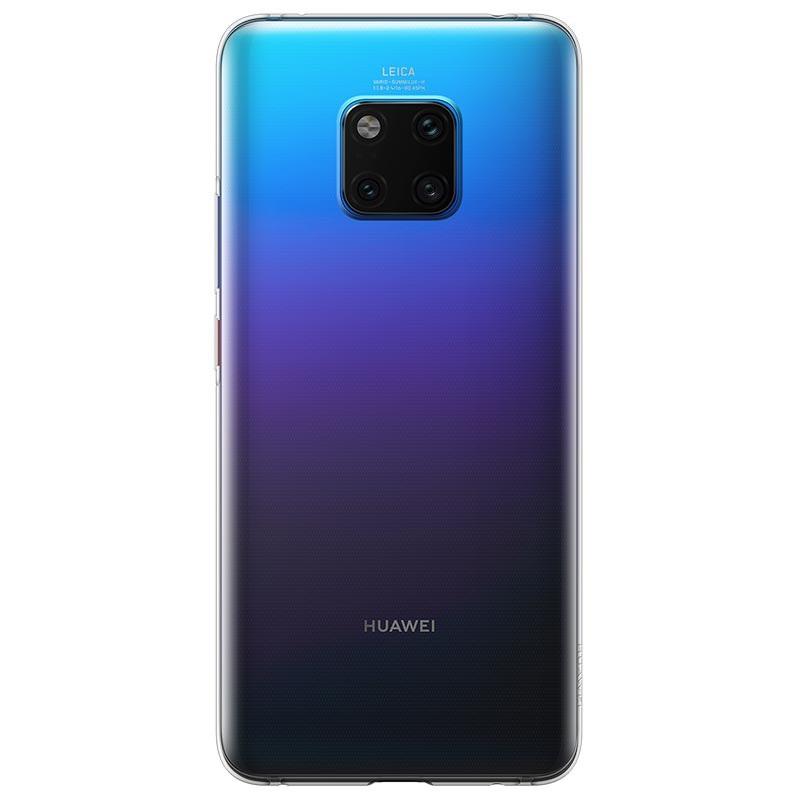 Coque Huawei Mate 20 Pro en TPU 51992764 - Transparente
