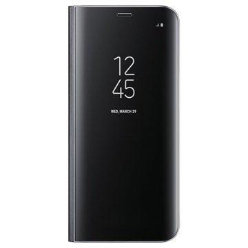 71cb29f4a08c10 Étui Samsung Galaxy S8 Clear View EF-ZG950CB - Noir