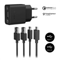 Chargeur Rapide MicroUSB & Type-C Sony UCH12W