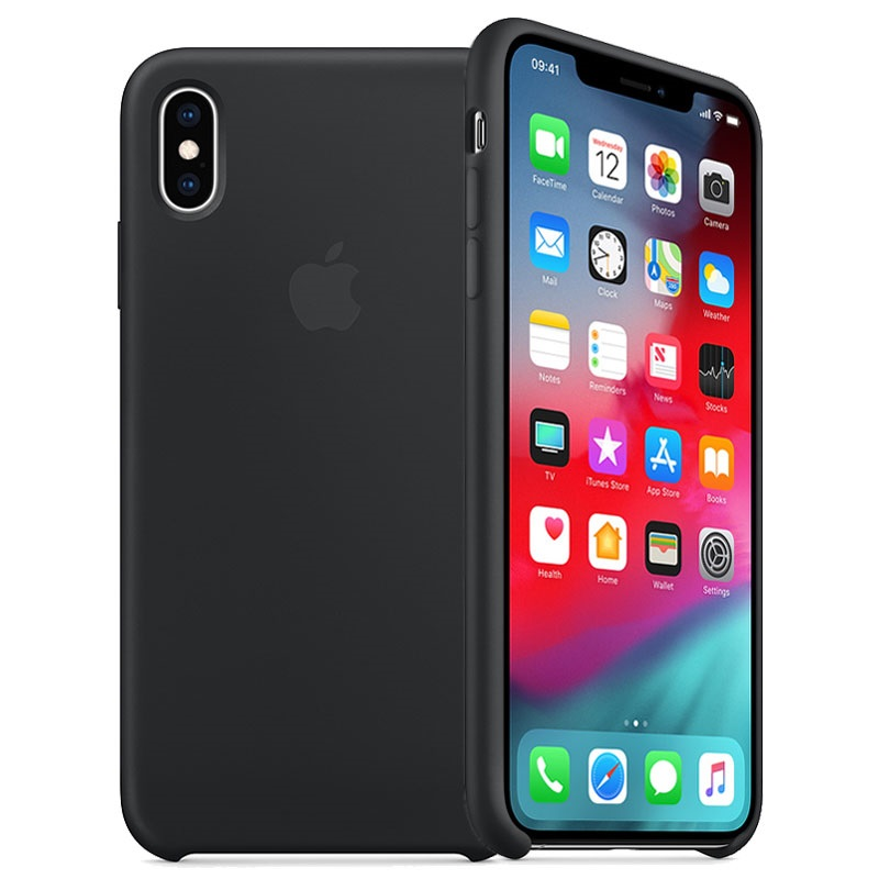 apple coque en silicone iphone xs