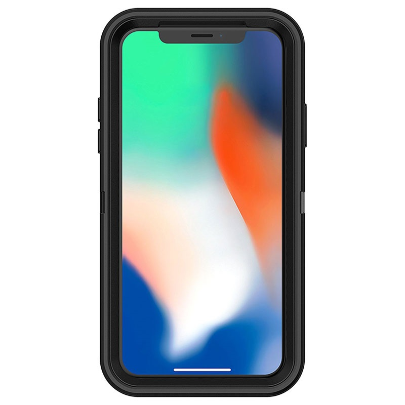 coque defender iphone x
