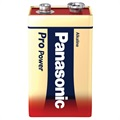 Pile 9V Panasonic Pro Power 6LR61PPG/1BP