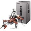 Drone Propel Star Wars 74-Z Speeder Bike Battle Collectors Edition
