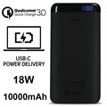 Batterie Externe Type-C Puro 10000mAh Power Delivery - 18W