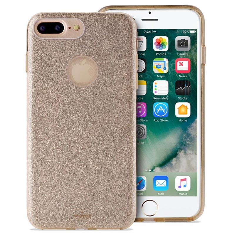 coque glitter iphone 7