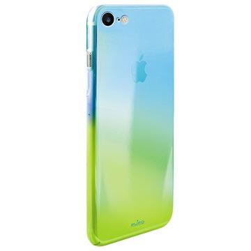 coque iphone 8 bleu
