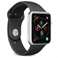Bracelet en Silicone Puro Icon Apple Watch Séries 5/4/3/2/1 - 38mm, 40mm