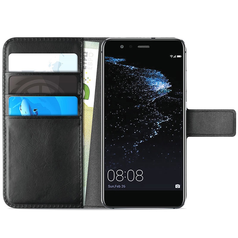 coque portefeuille huawei p 10 lite