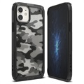 Coque Huawei P40 Pro Ringke Fusion X Design - Camouflage / Noir