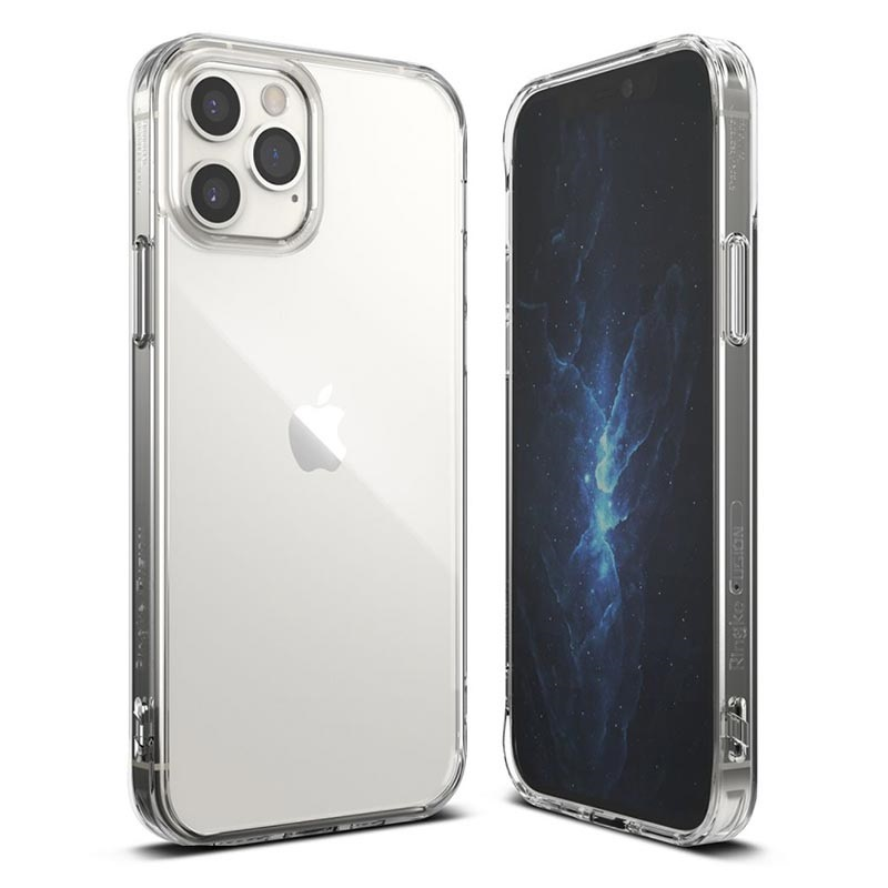 Coque Hybride iPhone 12/12 Pro Ringke Fusion