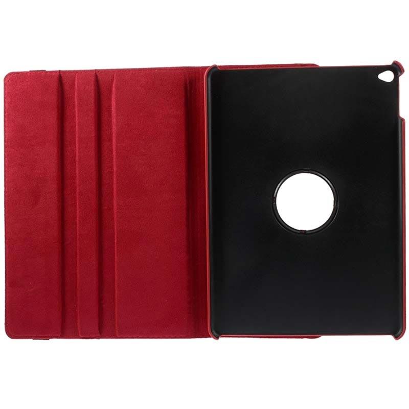 etui rotatif pour ipad air 2 rouge. Black Bedroom Furniture Sets. Home Design Ideas