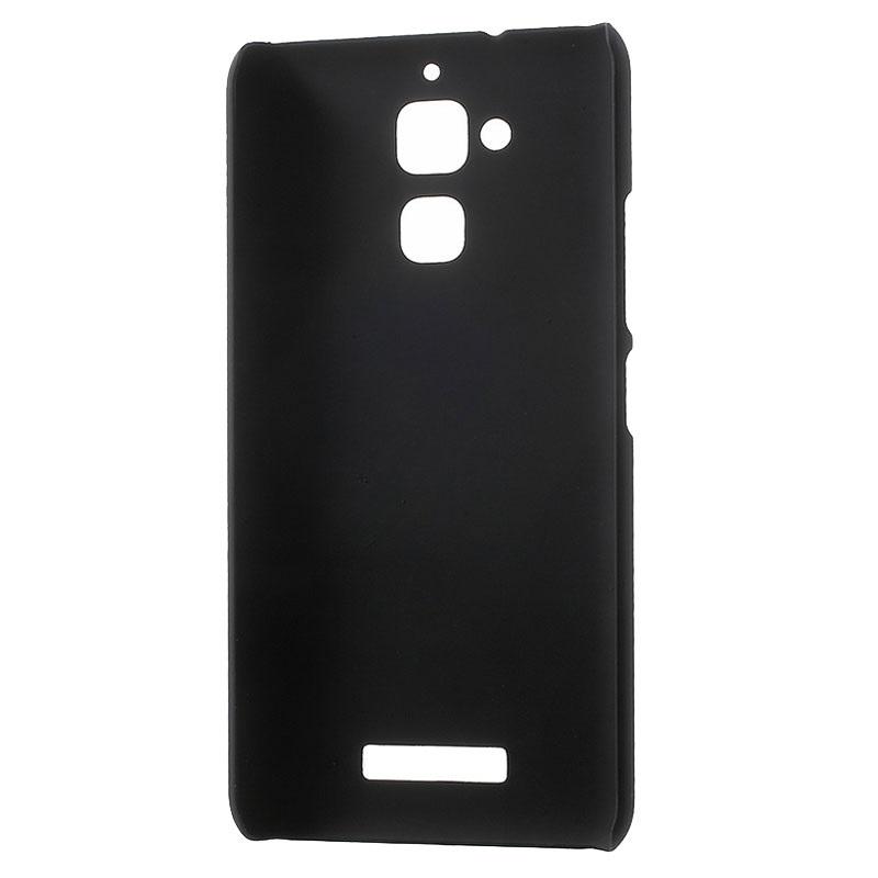 asus zenfone 3 max zc520tl rubberized case black. Black Bedroom Furniture Sets. Home Design Ideas