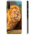 Coque Samsung Galaxy A50 en TPU - Lion