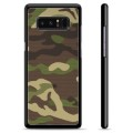 Coque de Protection pour Samsung Galaxy Note8 - Camouflage
