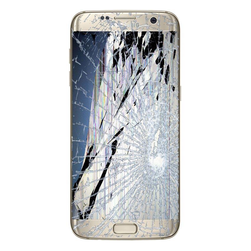 Réparation Ecran LCD et Ecran Tactile Samsung Galaxy S7 Edge (GH97-18533C)