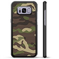 Coque de Protection pour Samsung Galaxy S8 - Camouflage