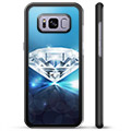 Coque de Protection pour Samsung Galaxy S8 - Diamant