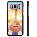 Coque de Protection pour Samsung Galaxy S8 - Guitare