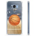 Coque Hybride Samsung Galaxy S8 - Basket-ball