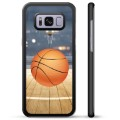 Coque de Protection Samsung Galaxy S8 - Basket-ball