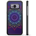 Coque de Protection Samsung Galaxy S8 - Mandala Coloré