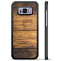 Coque de Protection Samsung Galaxy S8 - Bois