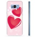 Coque Samsung Galaxy S8 en TPU - Love