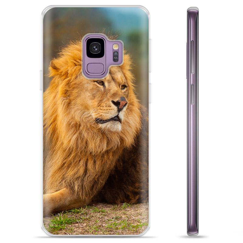 coque samsung s9 lion