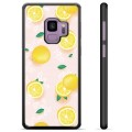 Coque de Protection Samsung Galaxy S9 - Motif Citron