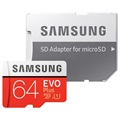 Carte Mémoire MicroSDXC Samsung Evo Plus MB-MC64GA/EU
