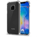 Scratch-Resistant Huawei Mate 20 Pro Hybrid Case - Transparent