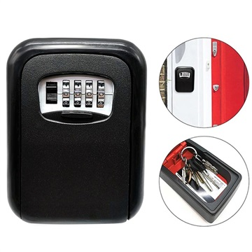 Security Key Box with Code MH902 - Wall Mount