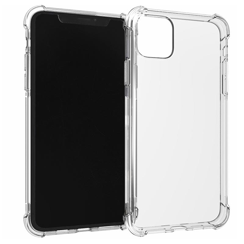 Coque iPhone 11 Pro Antichoc en TPU - Transparent