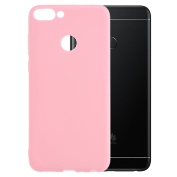 coque flexible en silicone pour huawei p smart rose. Black Bedroom Furniture Sets. Home Design Ideas