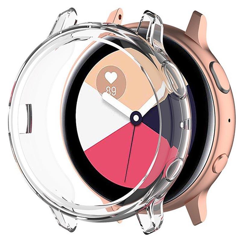 Coque Samsung Galaxy Watch Active2 en Silicone - 40mm