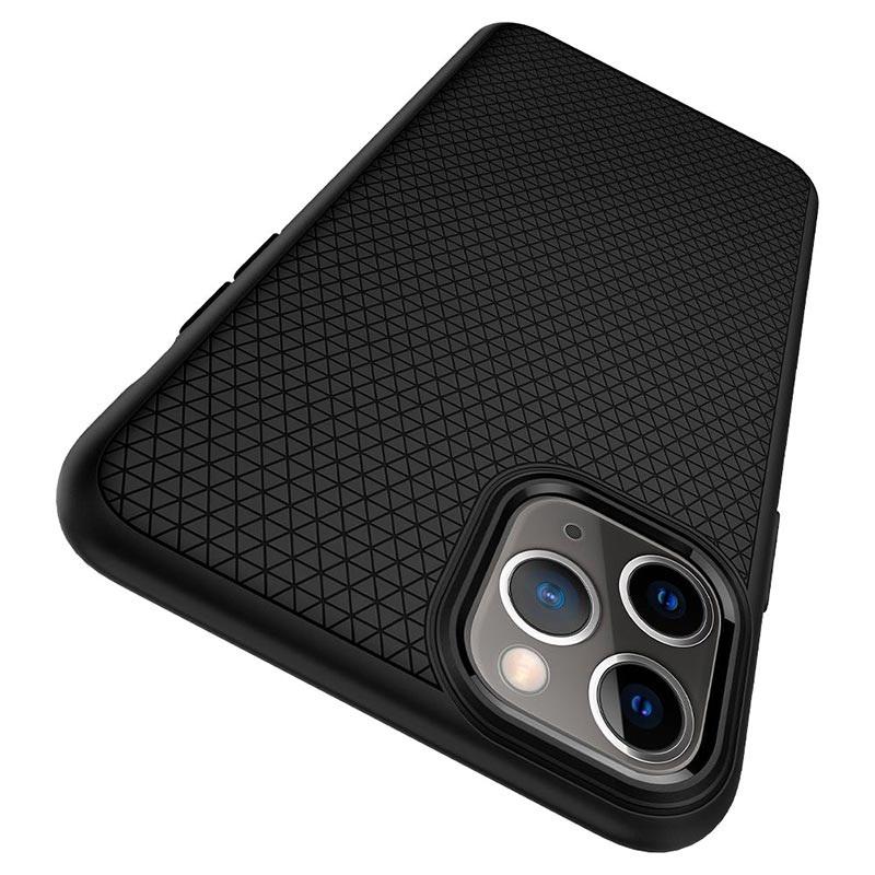 Coque iPhone 11 Pro Max TPU Spigen Liquid Air - Noir