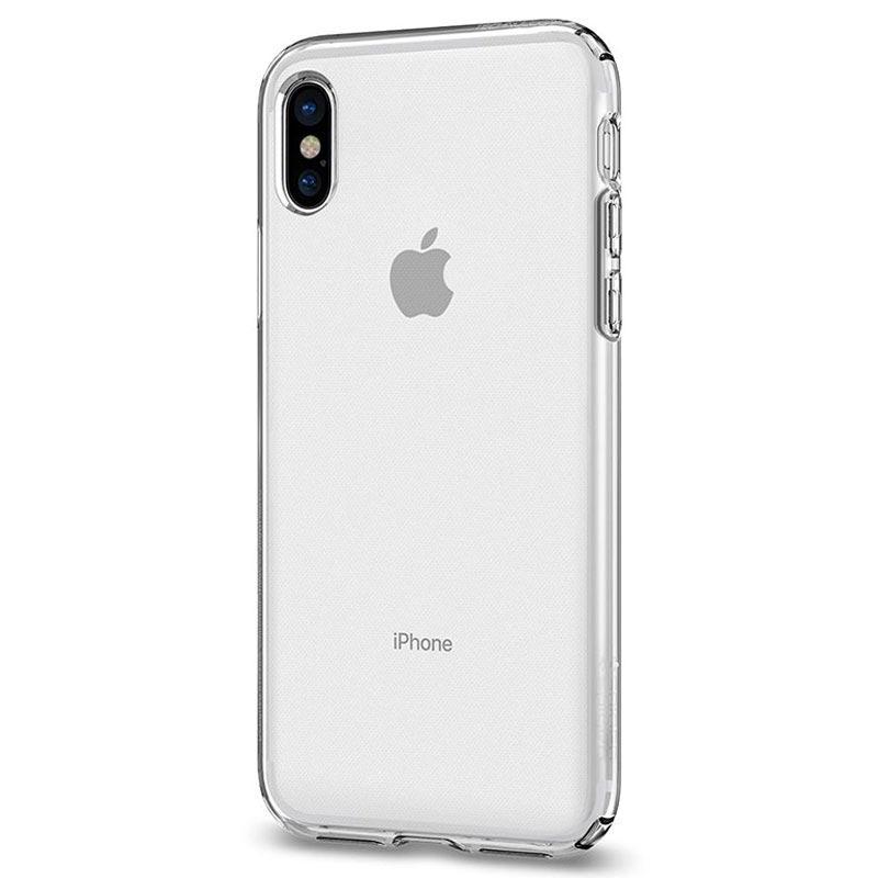 coque iphone x transparente spigen