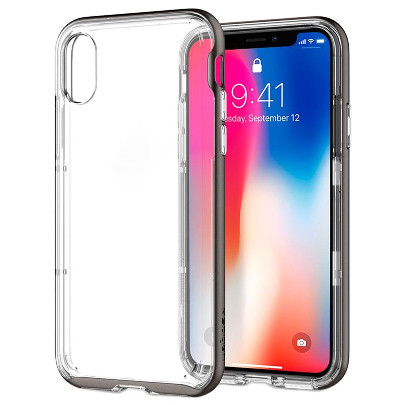 coque hybride iphone x