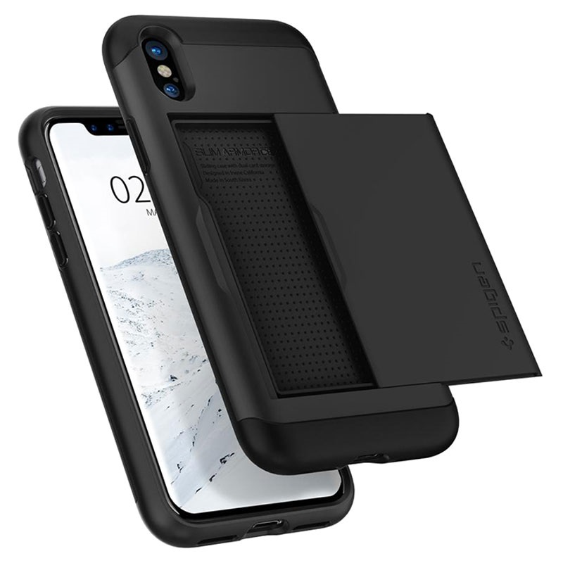 coque spigen iphone x slim