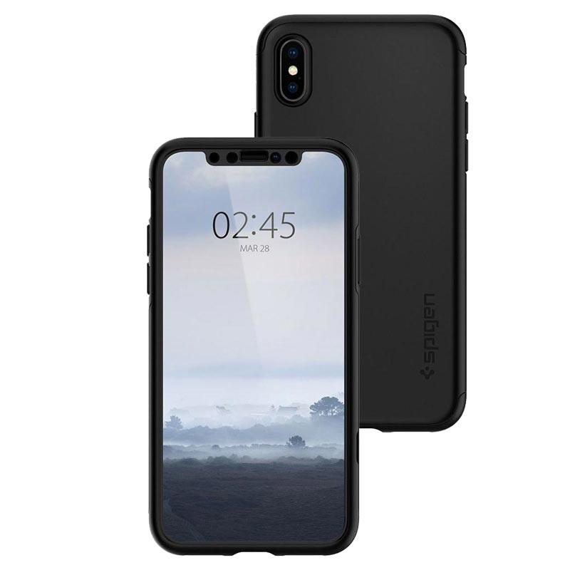 coque iphone xs spigen fine