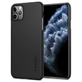 Coque iPhone 11 Pro Spigen Thin Fit - Noire