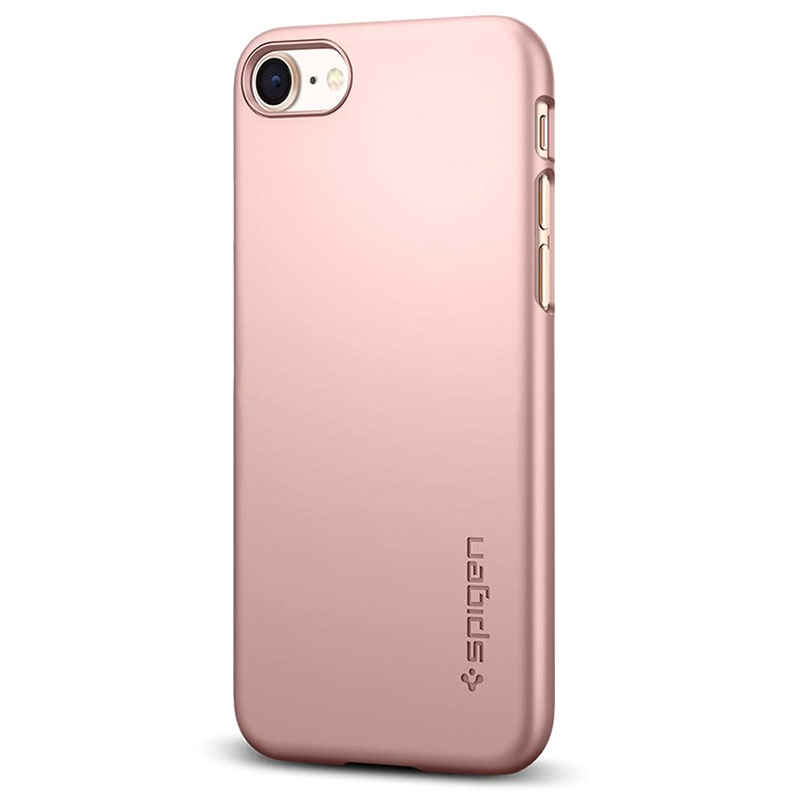 coque iphone 8 plus spigen thin fit