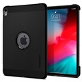 Coque Hybride iPad Pro 11 Spigen Tough Armor - Noir