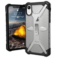 Coque iPhone XR UAG Plasma - Translucide / Noir