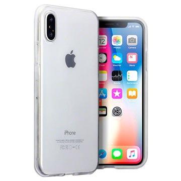 iphone x coque transparente silicone