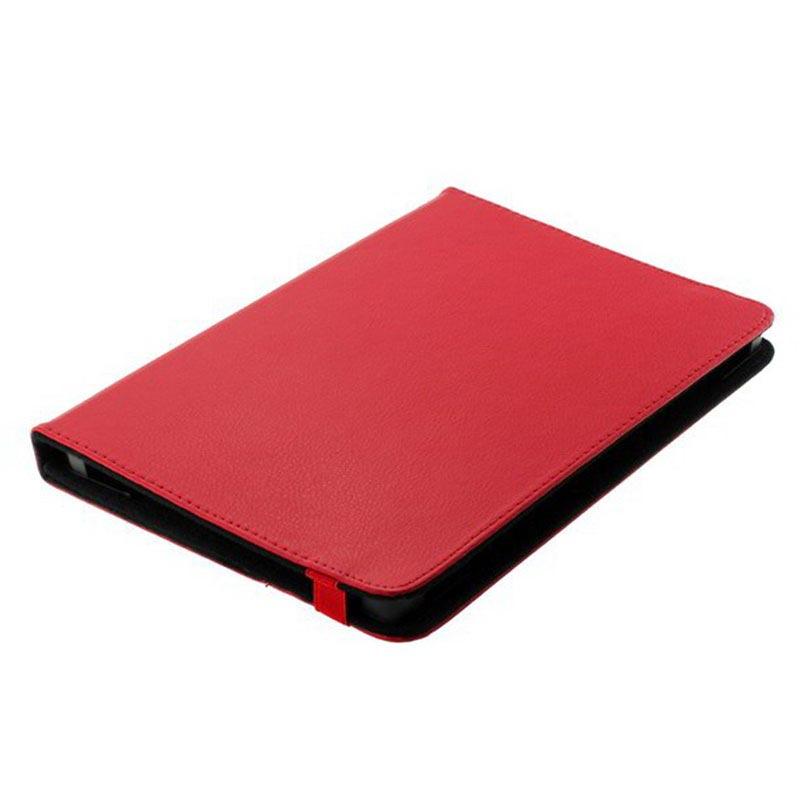 etui bookstyle universel pour tablette 10 1 rouge. Black Bedroom Furniture Sets. Home Design Ideas