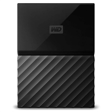 Disque Dur Externe WD My Passport WDBYNN0010BBK-WESN - 1To